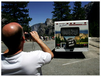 Tourist Season: Summer in Yosemite